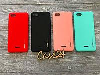 TPU чехол Smitt накладка бампер для Xiaomi Redmi 6a (4 цвета)
