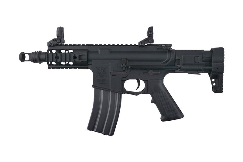 Реплика штурмовой винтовки Stinger II PDW - black [VFC] (для страйкбола)