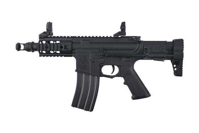 Реплика штурмовой винтовки Stinger II PDW - black [VFC] (для страйкбола), фото 2