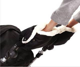 Муфты и рукавицы для колясок и санок