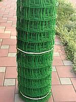 Пластиковая сетка заборная 1*20м (85х95мм)