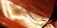 Портьерная ткань blackout широкая полоса (светло-терракотовый), фото 1