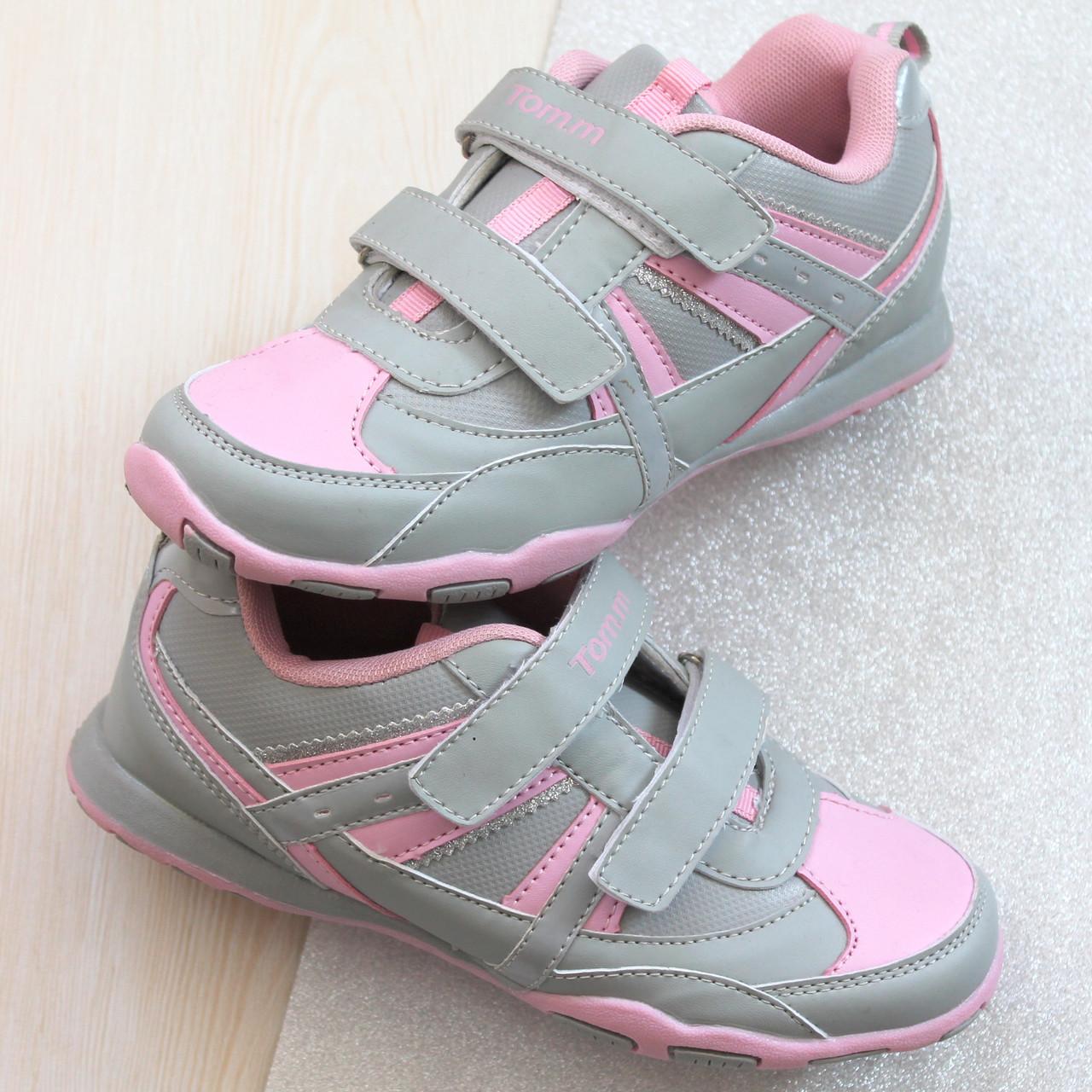 472ddd72 Подростковые кроссовки на девочку, модная стильная спортивная обувь  недорого тм Тom.m р.