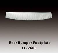 Накладка на задний бампер Toyota Rav 4 (2006-2013)