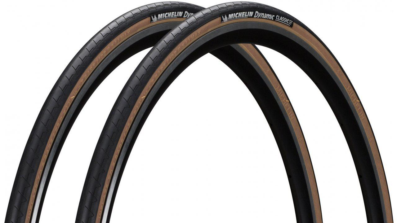 Покрышка Michelin Dynamic Classic 700x25c