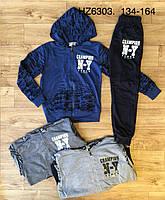 Спортивный костюм 2 в 1 для мальчика оптом, Active Sport, 134-164 см,  № HZ-6303, фото 1