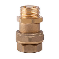 """🇮🇹 Двойной запорный клапан для расширительного бака 3/4"""" ICMA №S142, 93S142AE05"""