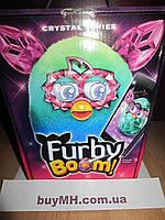 Ферби бум кристалл русский язык Зеленый/Голубой (Furby Boom Crystal Series Furby Green/Blue), фото 1
