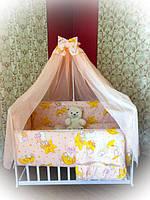 Детский Комплект Из Ранфорса AUDI №335 Черешенка™ — в Категории ... 6515bc41112e9