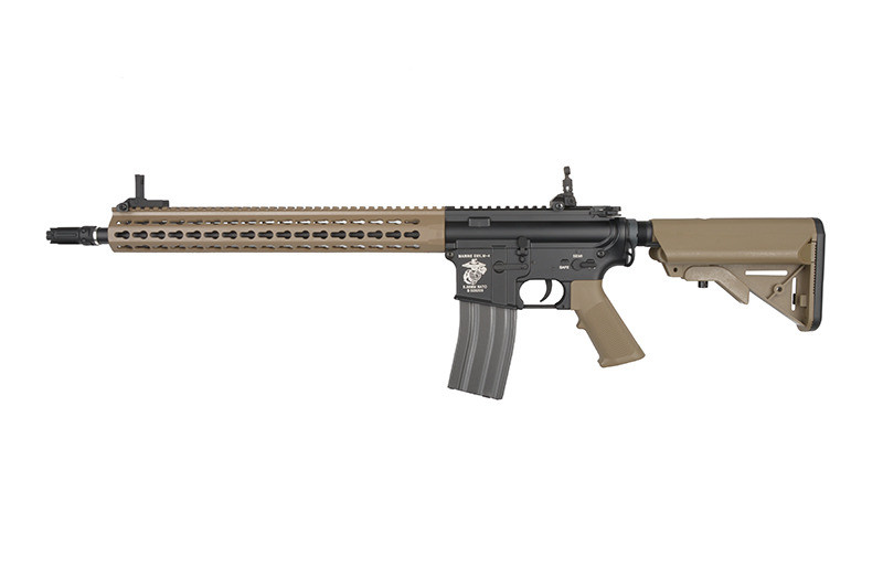 Реплика автоматической винтовки SA-B15 - Half Tan [Specna Arms] (для страйкбола)