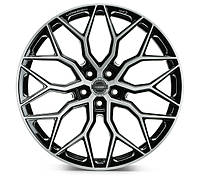 Диски VOSSEN HF-2 BRUSHED GLOSS BLACK