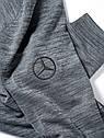 Оригинальный мужской свитер Mercedes-Benz Men's Golf Sweater, Grey, by PUMA (B66450312), фото 2