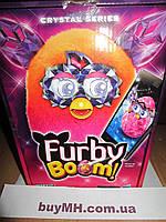 Ферби бум кристалл Оранжевый/Розовый русский язык (Furby Boom Crystal Series Furby Orange/Pink), фото 1