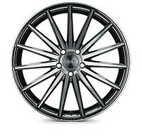 Диски VOSSEN VFS-2 TINTED GLOSS BLACK