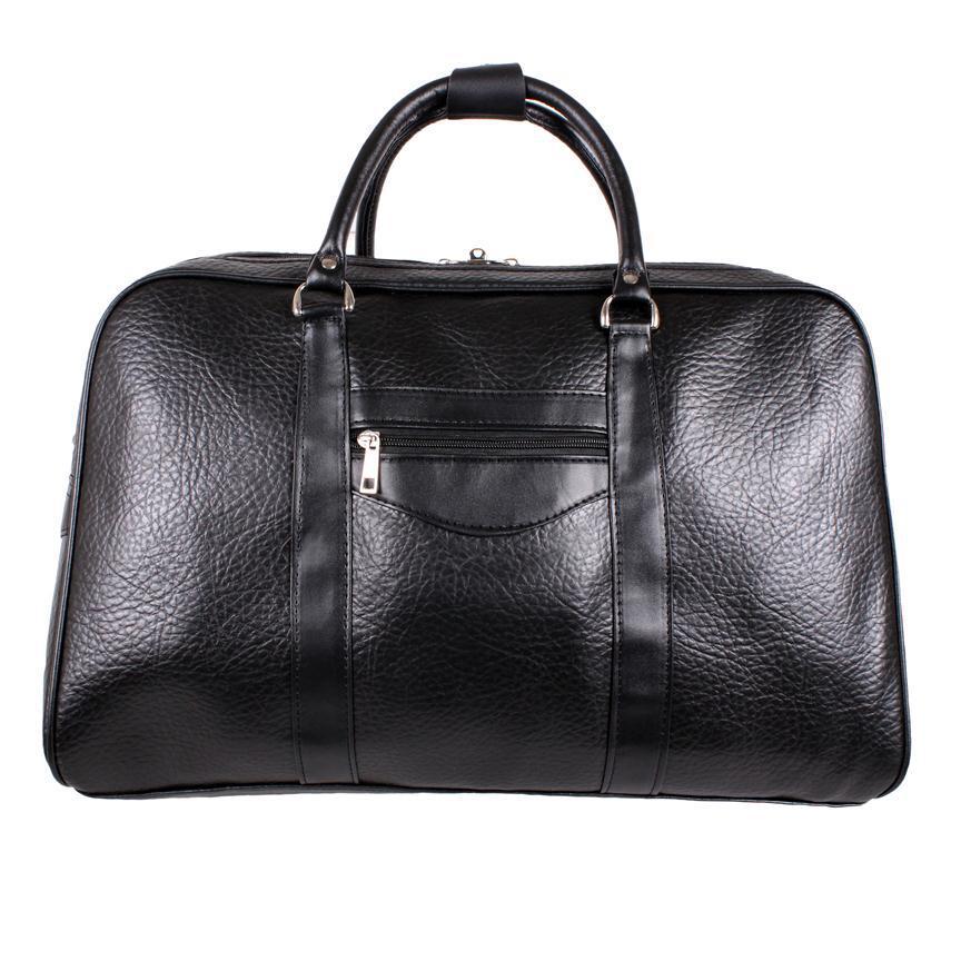 Дорожная сумка из кажзама