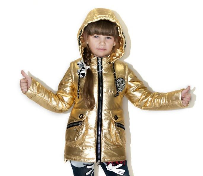 Детские осенние куртки  для девочки интернет магазин 34-42