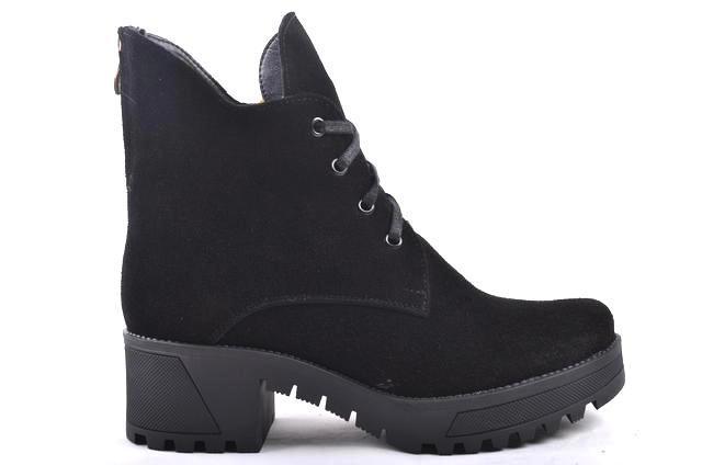 Женские ботинки (арт.078 ч з)