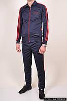 Костюм мужской спортивный эластиковый (цвет темно-синий) ADIDAS Размеры в наличии : 48,50 арт.ARL1025