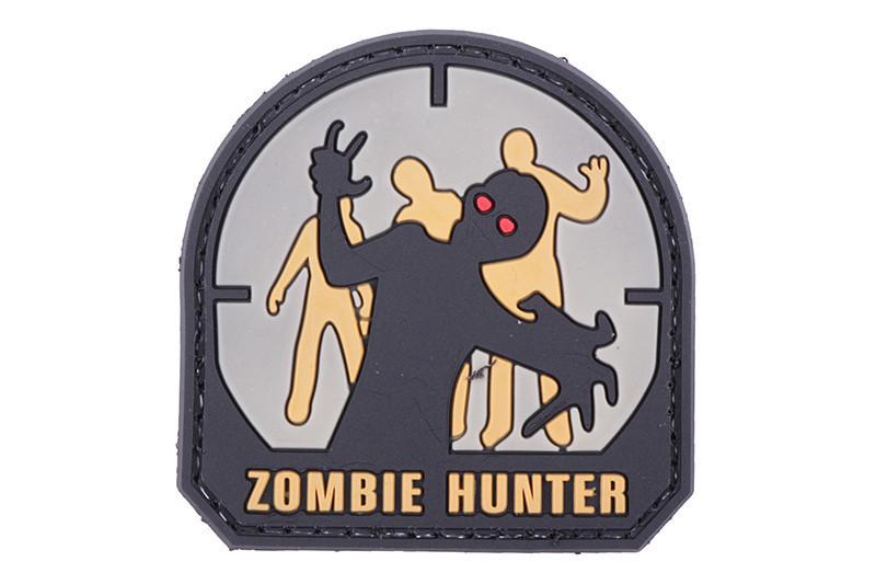 Нашивка 3D – Zombie Hunter - foliage/tan [GFC Tactical]