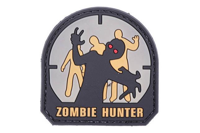 Нашивка 3D – Zombie Hunter - foliage/tan [GFC Tactical], фото 2