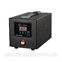Стабилизатор напряжения Luxeon SD-500 для газовых котлов, телевизоров, ноутбуков