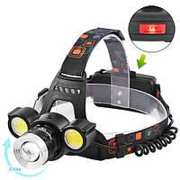 Налобный фонарик Police C868-T6