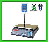 Весы торговые Wimpex WX 5001 50 кг с гусаком