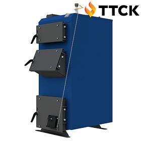Твердотопливный котел длительного горения  НЕУС-ВМ мощностью 10 кВт