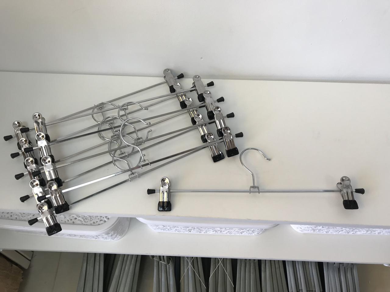 Тремпеля, Вешалка для брюк, юбок 35 см (прочные)