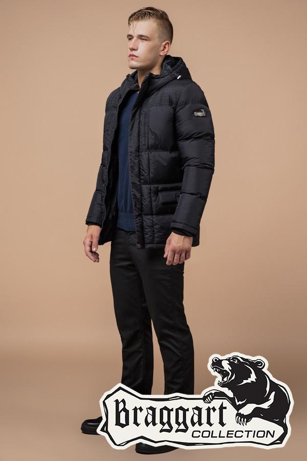 Куртка мужская зимняя Braggart