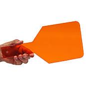Щиток защитный с ручкой от УФ-излучения для всех типов фотополимерных ламп