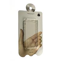 Чехол накладка силикон на телефон wuw k16 iphone 5g / se ПРОЗРАЧНЫЙ