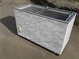 Ларь морозильный 350 л. б у. ларь купить б/у, фото 2