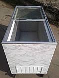 Ларь морозильный 350 л. б у. ларь купить б/у, фото 4