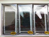 Ресницы Nagaraku D 0.12-MIX 7-15mm, фото 1