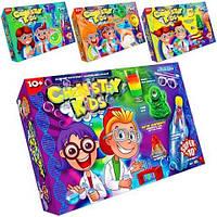 Обучающий набор для проведения опытов CHEMISTRY KIDS Danko Toys