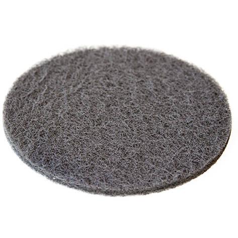 Скотч брайт круг 150мм Mirlon MIRKA серый Р 1500 (8024101094), фото 2