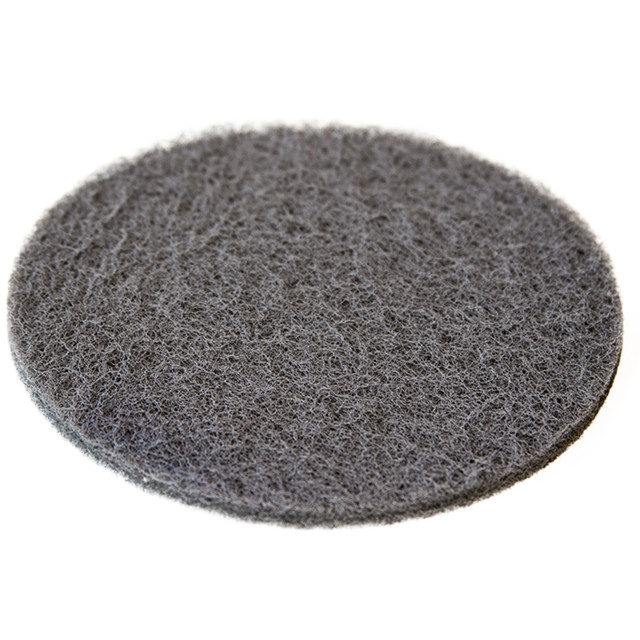 8024101094 Скотч- брайт круг серый 150mm (UF №1500) MIRKA MIRLON