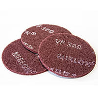 Скотч брайт круг 150мм Mirlon MIRKA красный VF 360 (8024101037)