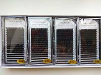 Ресницы Nagaraku С 0.1-MIX 7-15mm