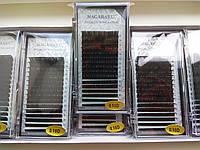 Ресницы Nagaraku D 0.1-MIX 7-15mm