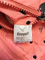 Двухсторонние ветровки для девочек оптом, Seagull, 8-16 лет, арт. CSQ-65050, фото 8