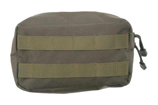 Малый подсумок cargo горизонтальный - olive [Primal Gear] (для страйкбола), фото 2
