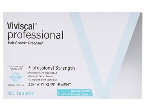 Витамины для волос Viviscal Professional, 60 таб. Сделано в США.