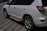 Боковые площадки Toyota Rav 4 (2006-2013)