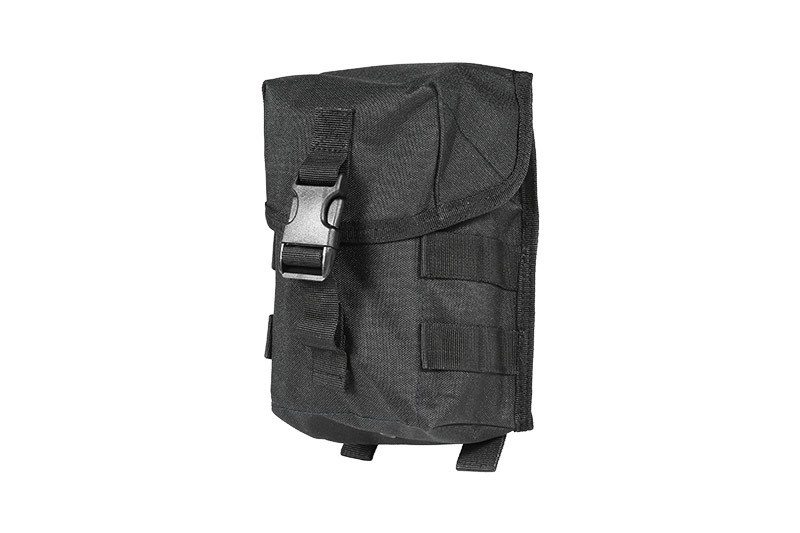 Duża Подсумок Cargo - black [GFC Tactical] (для страйкбола)
