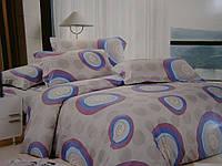 Двуспальный постельный комплект из жатки, фото 1