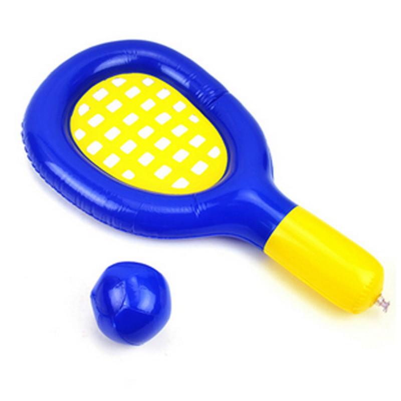 Надувная Ракетка с мячиком