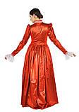 Костюм с жабо женский карнавальный костюм / BL - ВЖ299, фото 2