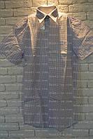 Рубашка детская,р.38/170-176.ХБ. Украина, фото 1